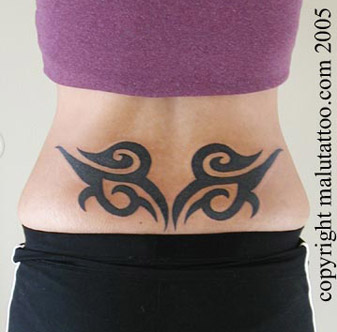 Tribal Lower Back 3